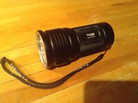 Thrunite TN36 Flashlight torch