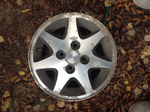 6 14in 4 bolt ford rims