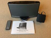 Bose portable SoundDock
