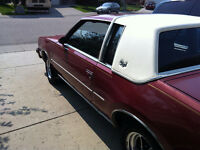 1980 Buick Regal Coupe - amazing condition $6500 obo