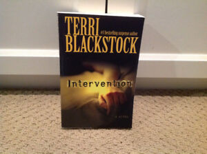 Terri Blackstock Book - Intervention