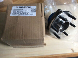 2 - 2006 Uplander Front Wheel Bearings