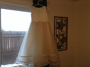 Ivory gown