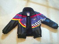 Leather Team Ski-Doo Winter Jacket