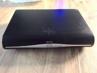 Sky HD box with remote