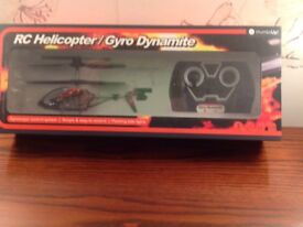 RC Helicopter/gyro Dynamite