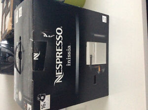 Machine nespresso inissia