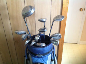 Ladies Left Handed Adams Idea A20S 12 Pce Set