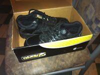 Women's steel toe work shoes (brand new!)