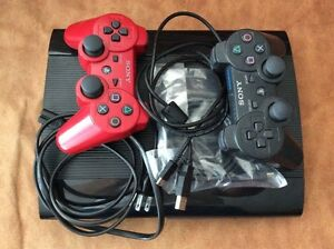 BUBBA - Sony PS3 SLIM 500 g console