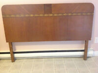 Vintage Headboard for Double Bed