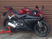 Yamaha YZF R 125 Only 8156miles. Nationwide Delivery Available *Credit & Debit Cards Accepted*