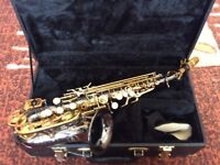 Artemis curved soprano sax