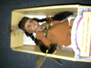 Native doll for sale