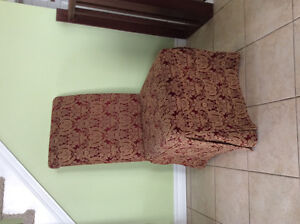 3+1 Bombay Company dining chairs