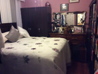 Large Furnished Room in Beautiful House