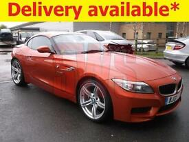 2013 BMW Z4 SDrive 20i M Sport Auto 2.0 Convretible DAMAGED REPAIRABLE SALVAGE