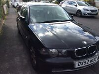 Here i have my bmw compact needs clucth and water pump