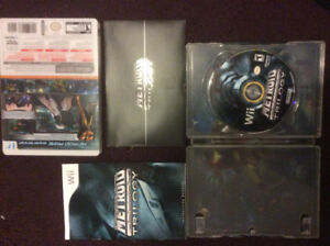 Metroid Prime Trilogy collector's edition.