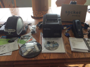 POS  Printer, scanner and label writer.  New.