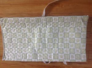Baby changing pad mint condition
