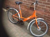 Pashley Whisti delivery bike