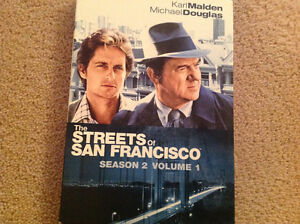 Streets of San Francisco  season 2- Vol 1