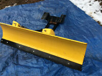 Snow PLOW  ,Tires and Cargo box