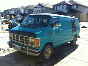 1986 Dodge Ram Van Other