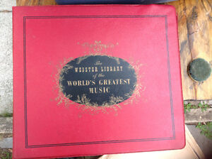 Webster library of records worlds greatest hits!