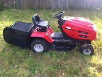 Mtd ride on mower