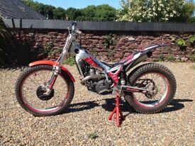 Beta Rev 3 200cc and 250cc (two bikes)