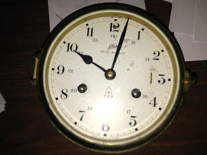 Great working condition Schatz mariners clock for sale