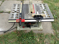 Eurex industrial, Table saw