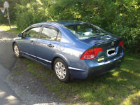 2008 Honda Civic Sedan (LOW KM)