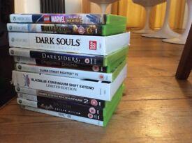 Xbox 360 + 25 games - lots of classics
