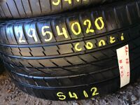 TYRE SHOP 255/35/18 245/45/18 295/40/20 295/40/21 295/30/22 245/35/19 used Runflat tyres