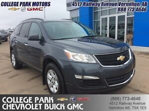 2013 Chevrolet Traverse LS  - Bluetooth -  SiriusXM - $137.34 B/
