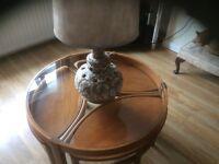 Retro nest tables