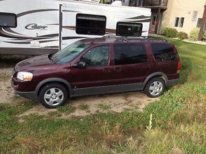 2007 Pontiac Montana w/1SB Minivan, Van