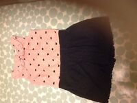 Girls play suit 9-10