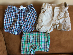 3-6 month shorts