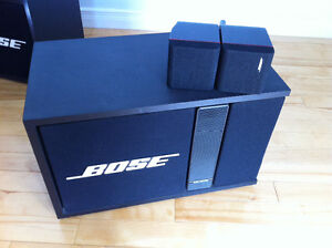 Bose Speakers (6) / Surround Sound Stereo System