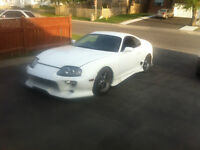 1998 Toyota Supra Coupe (2 door)