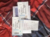2x Nickelback tickets, SSE Arena Belfast