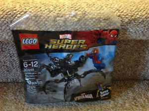 Lego Marvel Super Heroes #30448 Spider-Man VS The Venom Symbiote