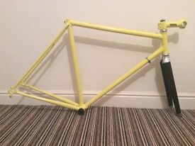 Gitane Steel Road bike frame