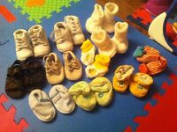 Baby boys clothng and shoes
