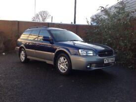 2001 Subaru Outback 2.5 auto full mot