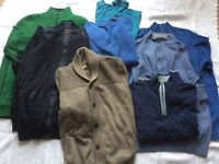 Marks and Spencer selection of 25 jumpers and jackets